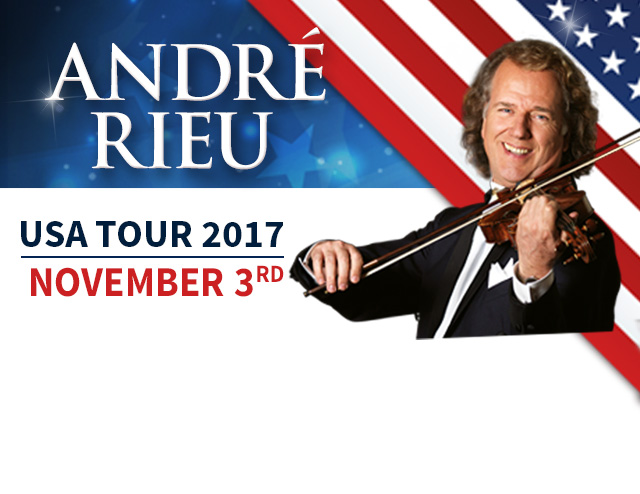 Andr 233 Rieu Bb Amp T Center
