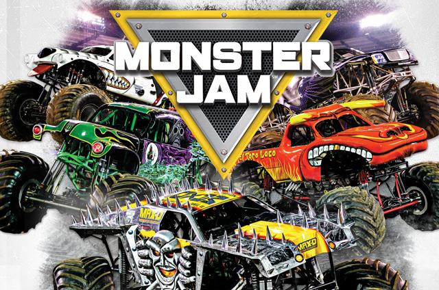 скачать Monster Jam торрент - фото 2